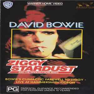 David Bowie - Ziggy Stardust And The Spiders From Mars Album