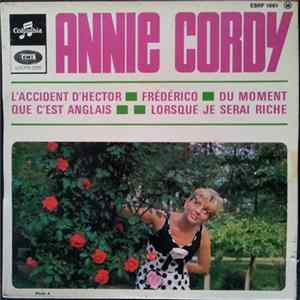 Annie Cordy - L'accident D'Hector Album