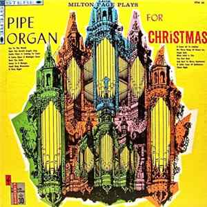 Milton Page - Pipe Organ For Christmas Album