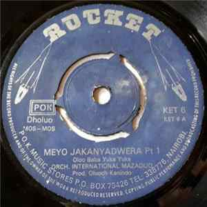 Orchestre International Mazadijo - Meyo Jakanyadwera Album