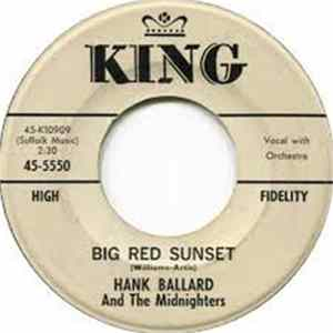 Hank Ballard & The Midnighters - Big Red Sunset Album