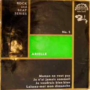 Arielle With Jack Say And His Orchestra - Maman Ne Veut Pas Album