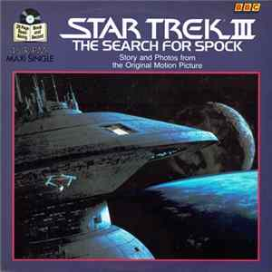 No Artist - Star Trek® III - The Search For Spock Album
