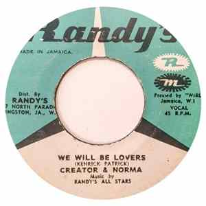 Lord Creator & Norma Frazier - We Will Be Lovers / Come On Baby Album