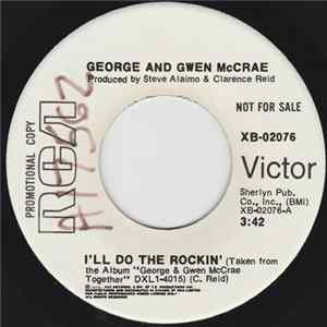 George McCrae And Gwen McCrae - I'll Do The Rockin' Album