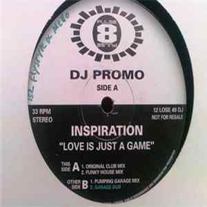 Inspiration - Love Is Just A Game Album