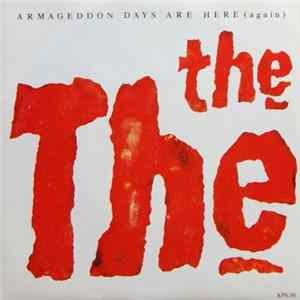 The The - Armageddon Days Are Here (Again) Album