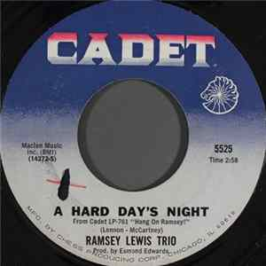 Ramsey Lewis Trio - A Hard Day's Night Album
