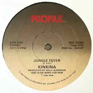 Kinkina - Jungle Fever Album