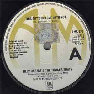 Herb Alpert And The Tijuana Brass - This Guy's In Love With You Album