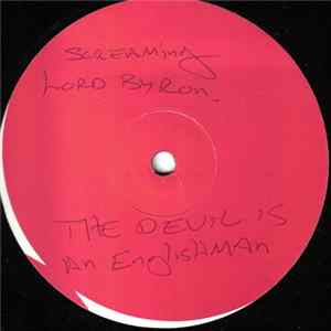 Screamin' Lord Byron / Thomas Dolby - The Devil Is An Englishman Album