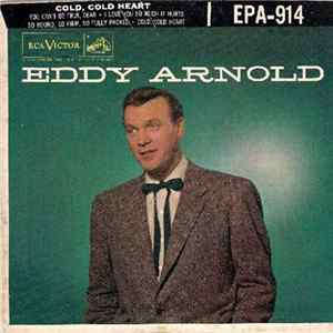 Eddy Arnold and his Guitar - Cold, Cold Heart Album