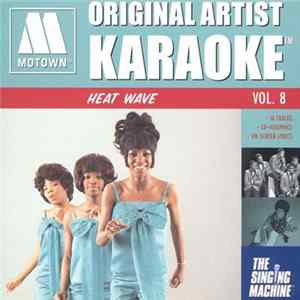 Various - Motown Original Artist Karaoke - Heat Wave Vol. 8 Album
