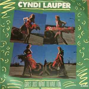 Cyndi Lauper - Girls Just Want To Have Fun Album