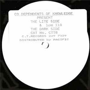 Co Dependents Of Knowledge - The Lite Side & The Dark Side Album