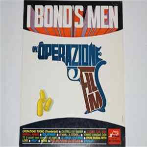I Bond's Men - Operazione Films Album