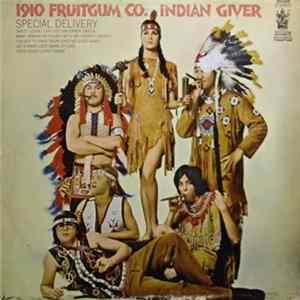 1910 Fruitgum Co. - Indian Giver Album