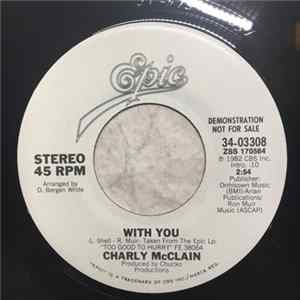 Charly McClain - With You Album